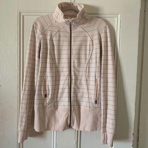 Lululemon Pink Nice Asana and Forme Jacket
